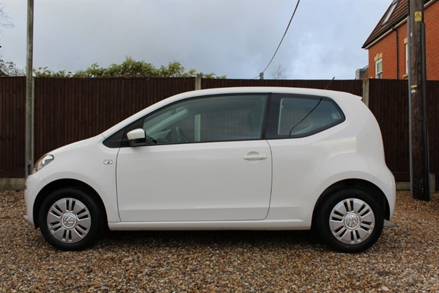used VW Up MOVE UP in thatcham-berkshire