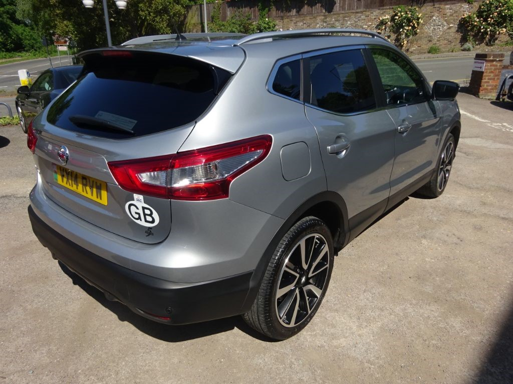 used silver nissan qashqai for sale buckinghamshire. Black Bedroom Furniture Sets. Home Design Ideas