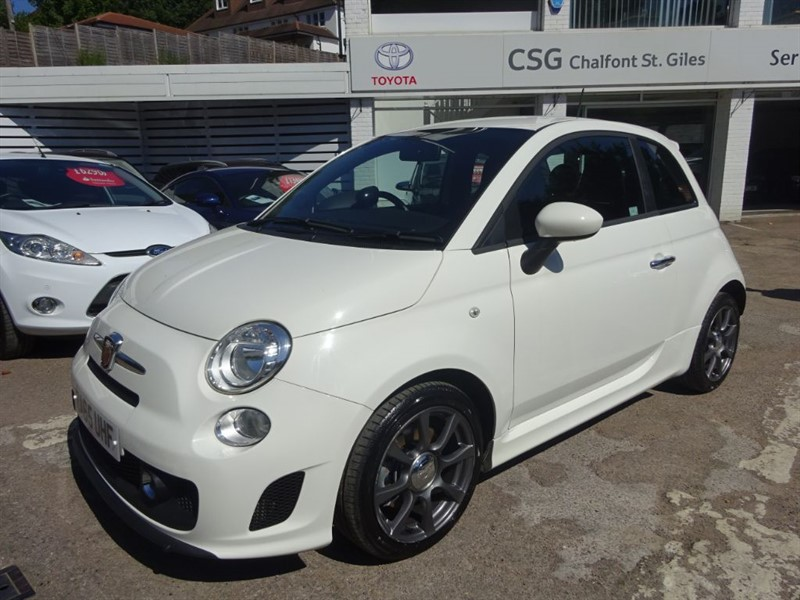 used Abarth 595 Abarth 1.4 140 T-Jet - AIR CON - BLUETOOTH -ALLOYS in amersham