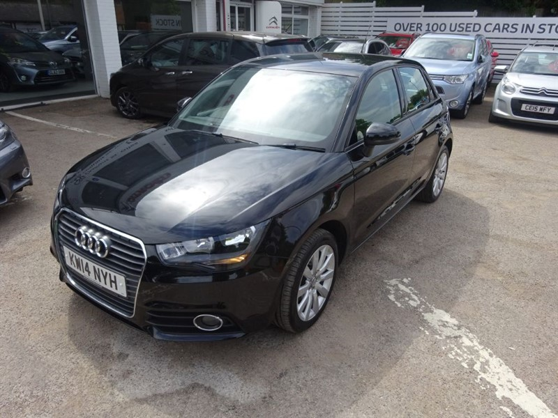 used Audi A1 SPORTBACK TFSI SPORT - FASH - AIR CON - ALLOYS in amersham