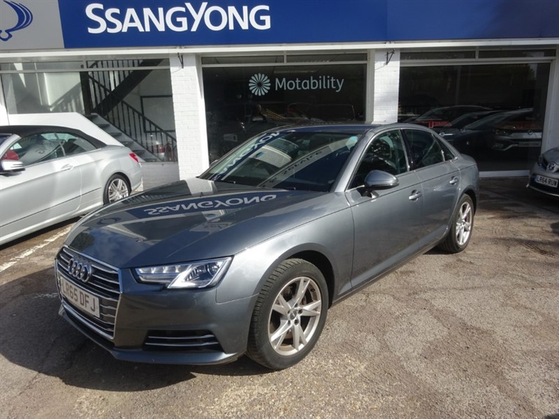 used Audi A4 TFSI SPORT- HEATED SEATS - SAT NAV- FASH in amersham