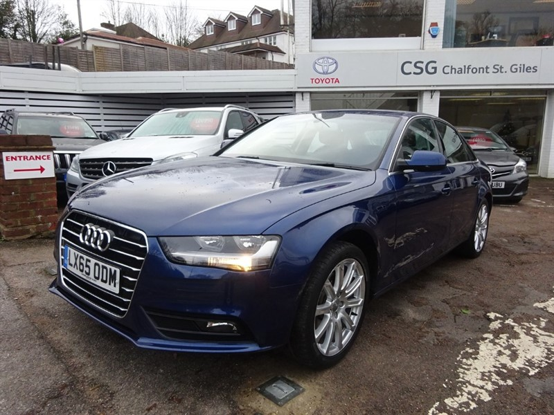 used Audi A4 TFSI SE 170 BHP TECHNIK - SUNROOF - H/LEATHER -FASH in amersham