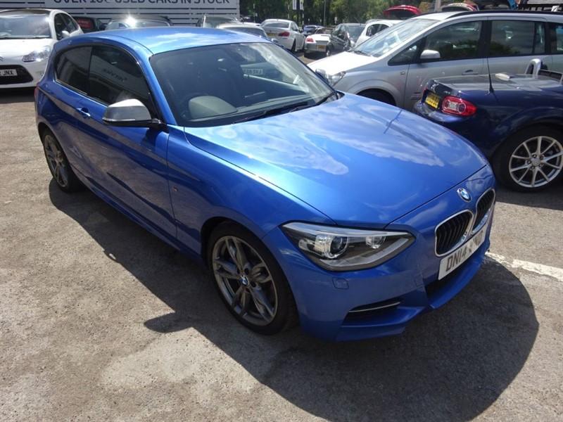 used BMW 1 Series M 135I - LEATHER - BLUETOOTH - ALLOYS  in amersham