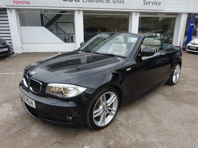 used BMW 120d M SPORT -H/LEATHER SEATS -18