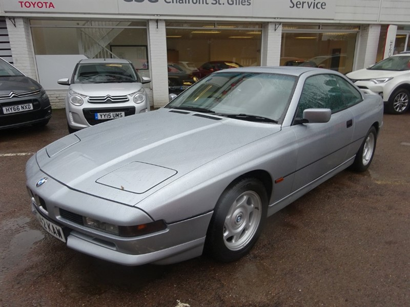 used BMW 840 CI COUPE - FULL SERVICE HISTORY - LOW MILES in amersham