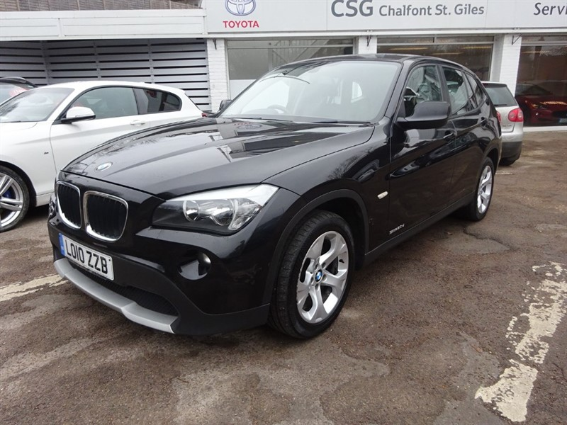 used BMW X1 SDRIVE20D SE - PANORAMIC ROOF - LEATHER SEATS -PDC in amersham