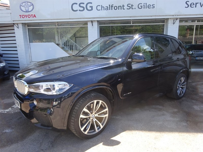 used BMW X5 XDRIVE40D M SPORT - SUNROOF -20