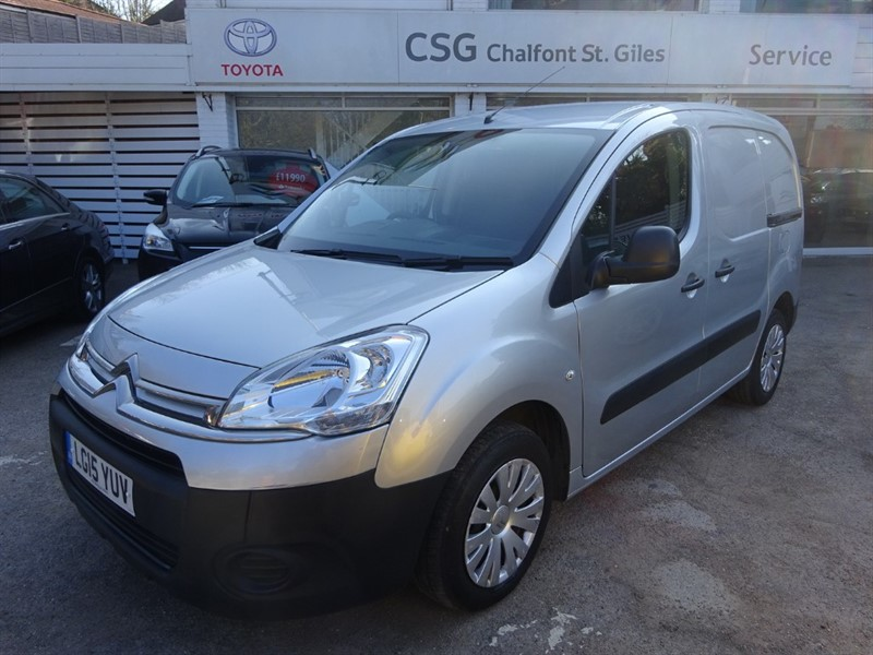 used Citroen Berlingo 625 ENTERPRISE L1 HDI - CITROEN SERVICE HISTORY - AIR CON - R/SENSORS in amersham