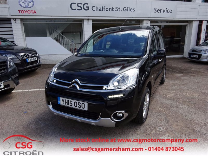 used Citroen Berlingo Multispace HDI PLUS - FCSH - AC - ALLOYS in amersham