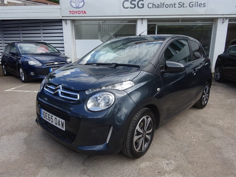 used Citroen C1 PURETECH FLAIR - R/CAMERA -BLUETOOTH - ALLOYS - A/C in amersham