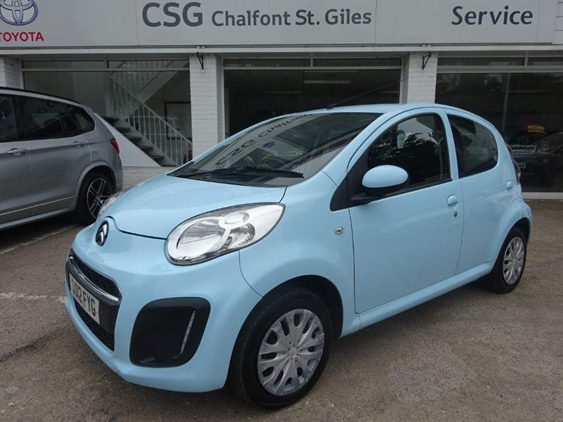 used Citroen C1 VTR - AIR CON - ZERO TAX - FCSH in amersham