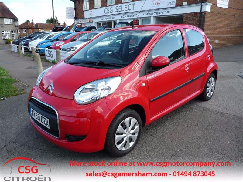 used Citroen C1 VTR HDI - ONE OWNER - FSH - OVER 80MPG ON A RUN in amersham