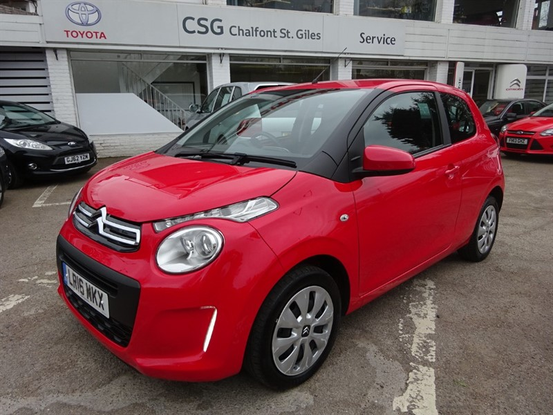 used Citroen C1 FEEL - AC - BLUETOOTH - DAB - FREE TAX in amersham