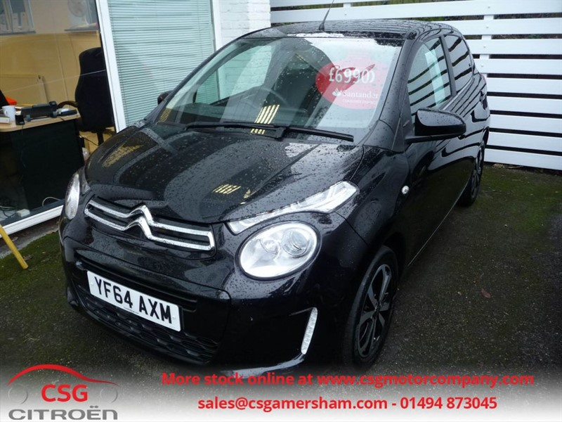 used Citroen C1 FLAIR - AC - ALLOYS - FREE ROAD TAX in amersham