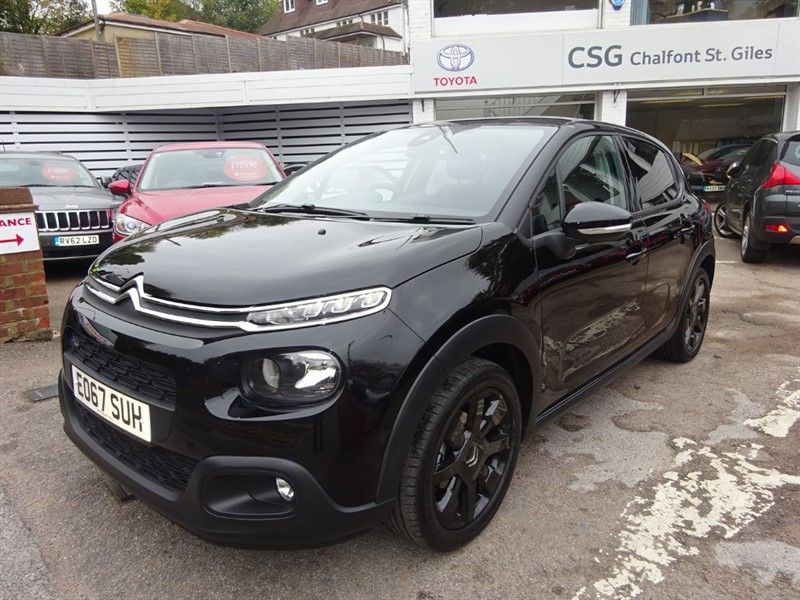 used Citroen C3 PURETECH FLAIR - R/CAMERA -BLUETOOTH - ALLOYS - A/C in amersham