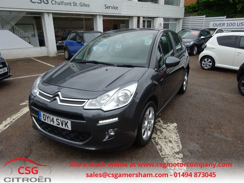 used Citroen C3 EXCLUSIVE AUTO - FCSH - CLIMATE - BLUETOOTH - ONE OWNER in amersham