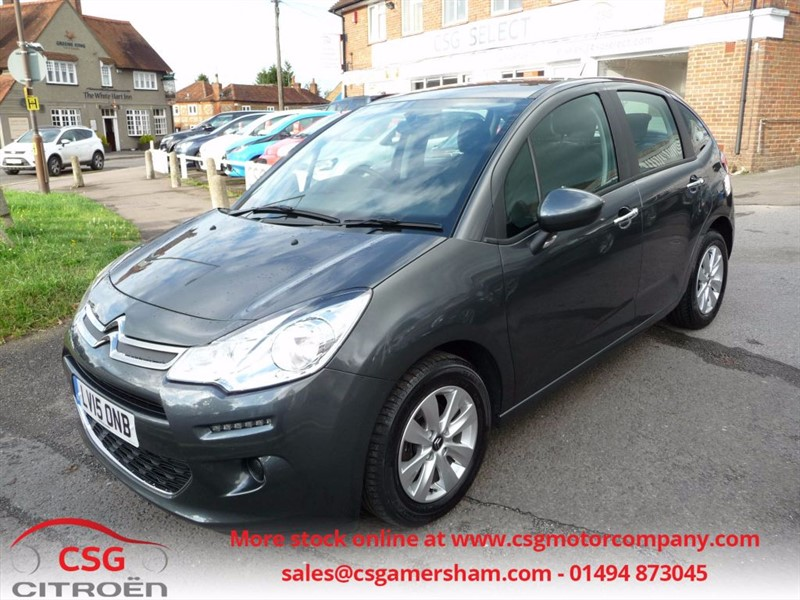 used Citroen C3 VTR PLUS - FSH - AC - ALLOYS - CHEAP TAX in amersham