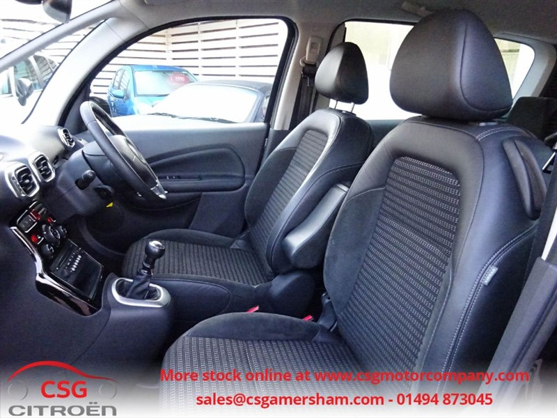 used black citroen c3 picasso for sale buckinghamshire. Black Bedroom Furniture Sets. Home Design Ideas