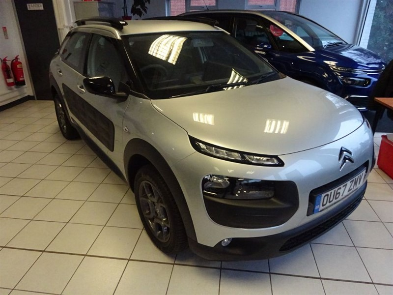used Citroen C4 Cactus PURETECH FEEL - CRUISE - ALL in amersham