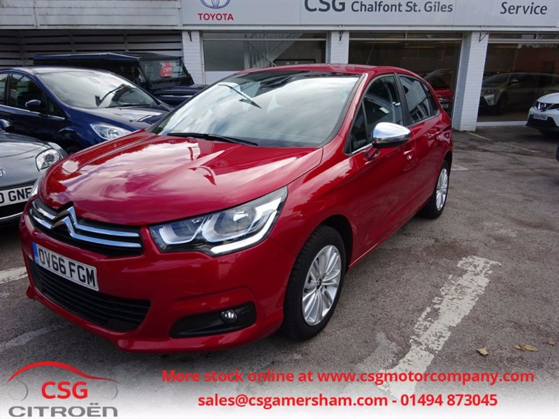 used Citroen C4 BLUEHDI FLAIR S/S -  in amersham