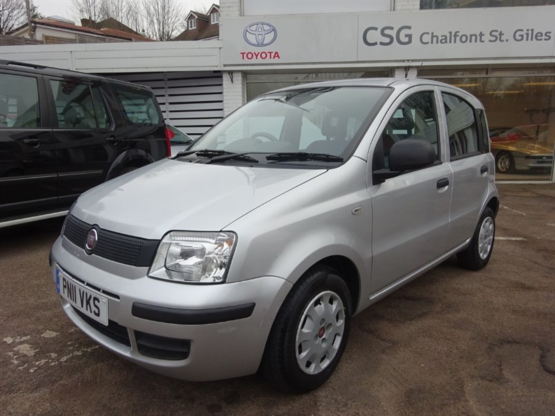 used Fiat Panda ACTIVE - THIRTY POUNDS TAX - LOW INSURANCE in amersham