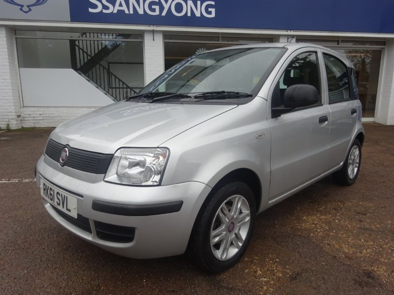 used Fiat Panda MYLIFE -AIR CON -FSH - THIRY POUNDS TAX in amersham