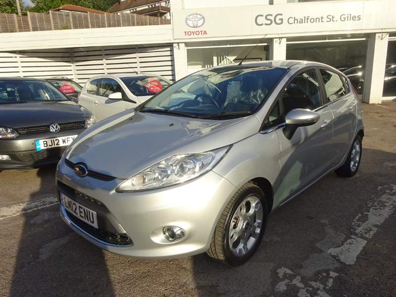 Ford Fiesta for sale