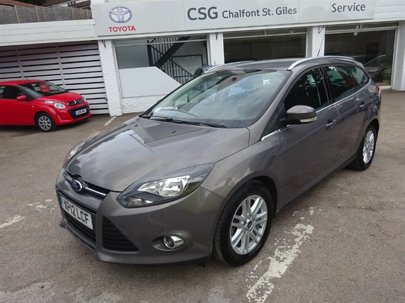 used Ford Focus TITANIUM - BLUETOOTH - CRUISE - FFSH- CLIMATE CONTROL in amersham