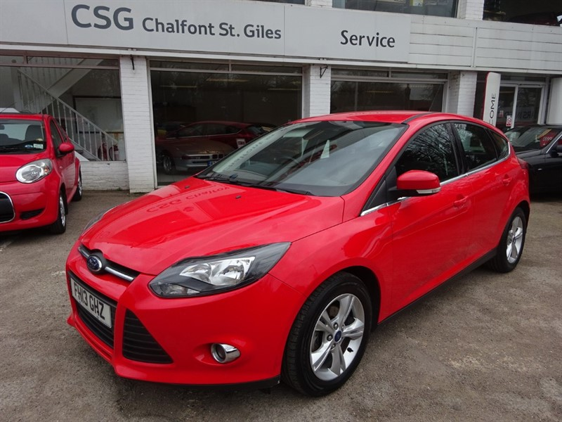 used Ford Focus ZETEC - CLIMATE - PARKING SENSORS - BLUETOOTH in amersham