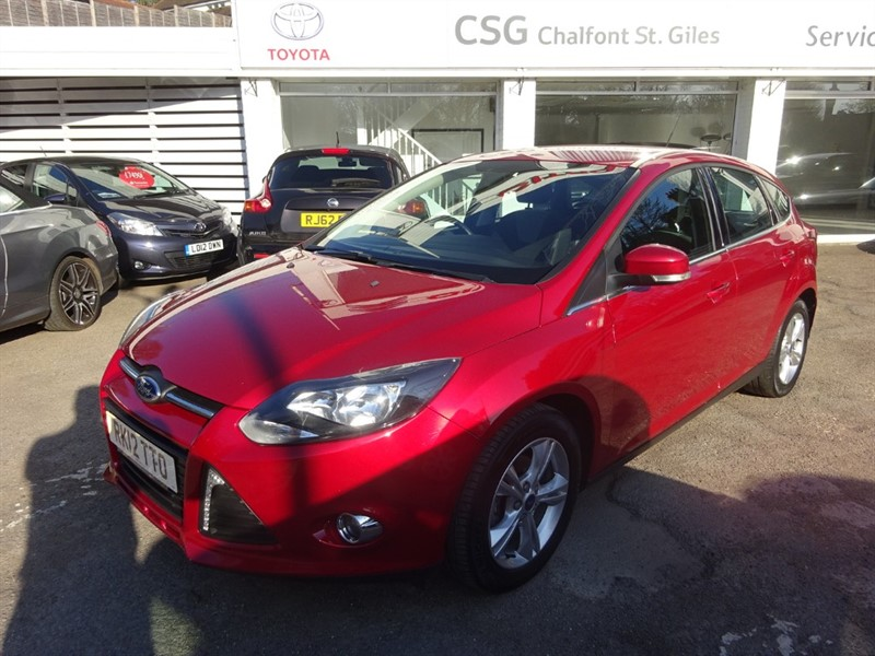 used Ford Focus ZETEC - HEATED FRONT SCREEN - AIR CON - ALLOYS in amersham