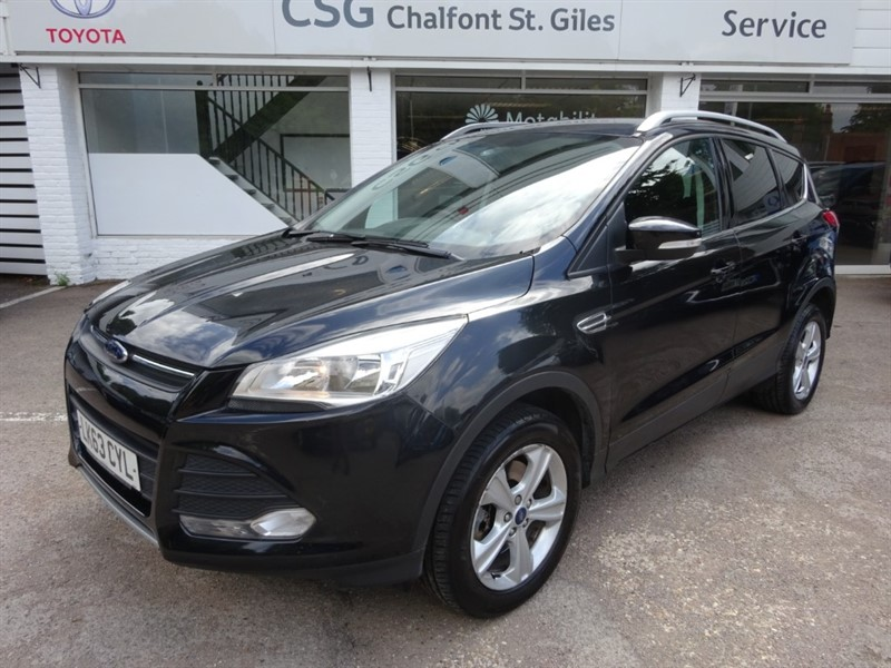 used Ford Kuga ZETEC TDCI - R/SENSORS - AIR CON - FSH in amersham