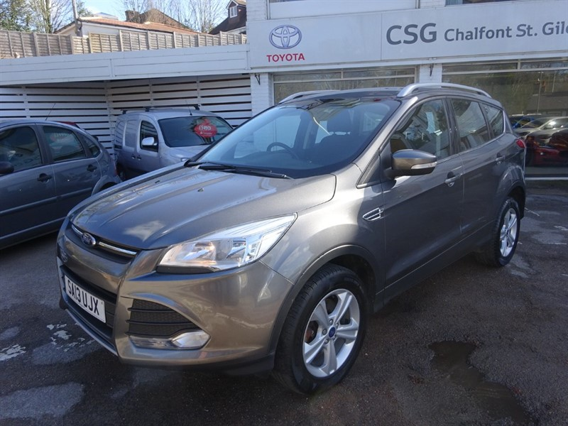 used Ford Kuga ZETEC TDCI - REVERSE SENSORS - ALLOYS - FSH in amersham
