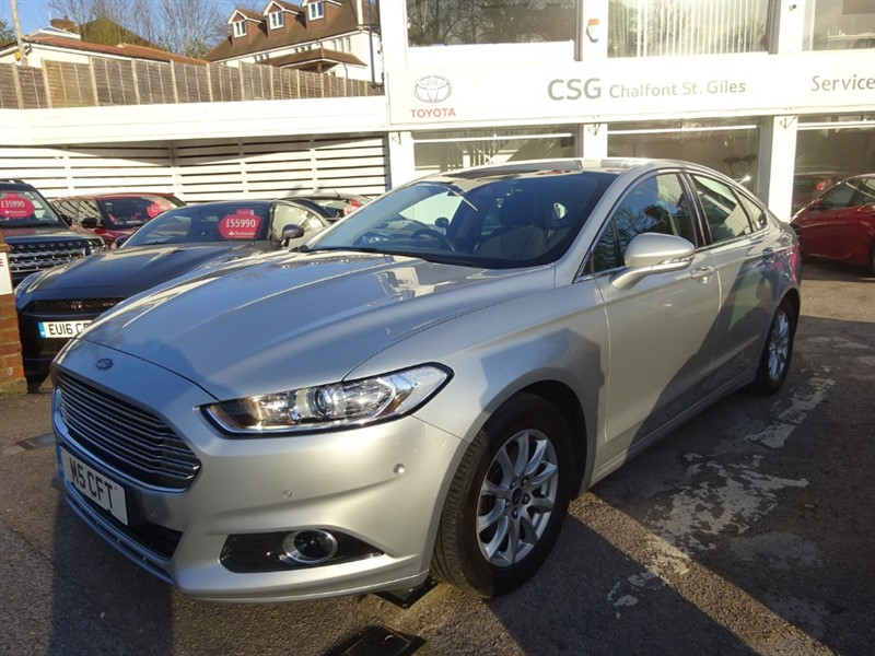 used Ford Mondeo TITANIUM ECONETIC TDCI - SAT NAV - FSH - PARKING SENSORS- £20.00 TAX in amersham