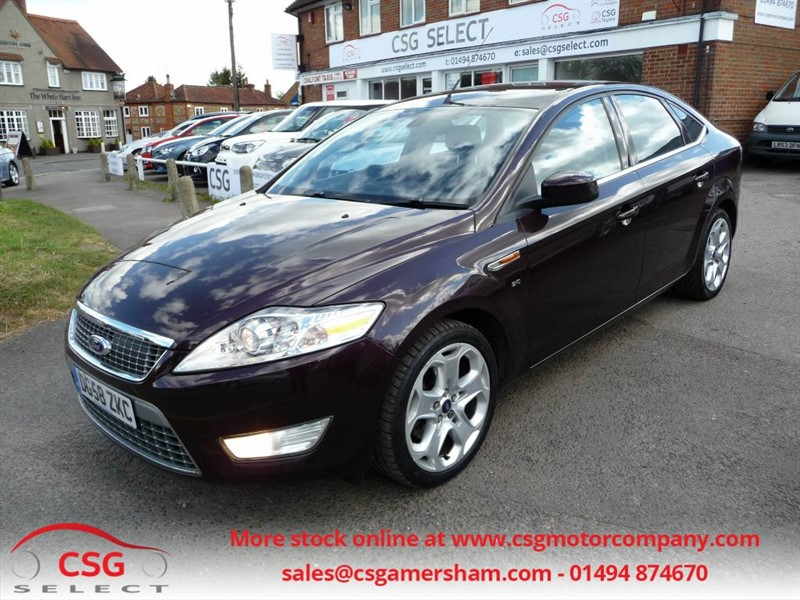 used Ford Mondeo TITANIUM X TDCI AUTO - FSH - CLIMATE - ADAPTVE CRUISE - DAB in amersham