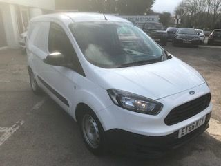 used Ford Transit COURIER BASE - BLUETOOTH - NO VAT - NO VAT in amersham
