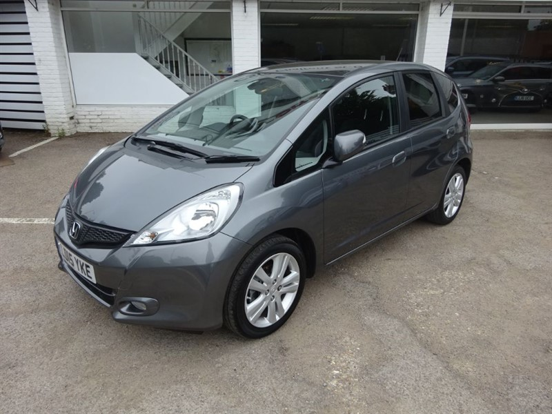 used Honda Jazz I-VTEC EX - P/ROOF - FHSH - CLIMATE in amersham