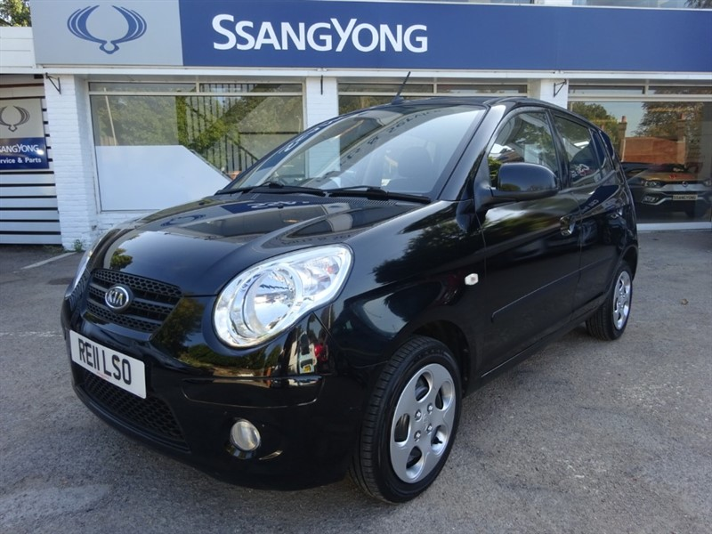 used Kia Picanto DOMINO - AIR CON -  LOW INSURANCE - £30.00  TAX in amersham