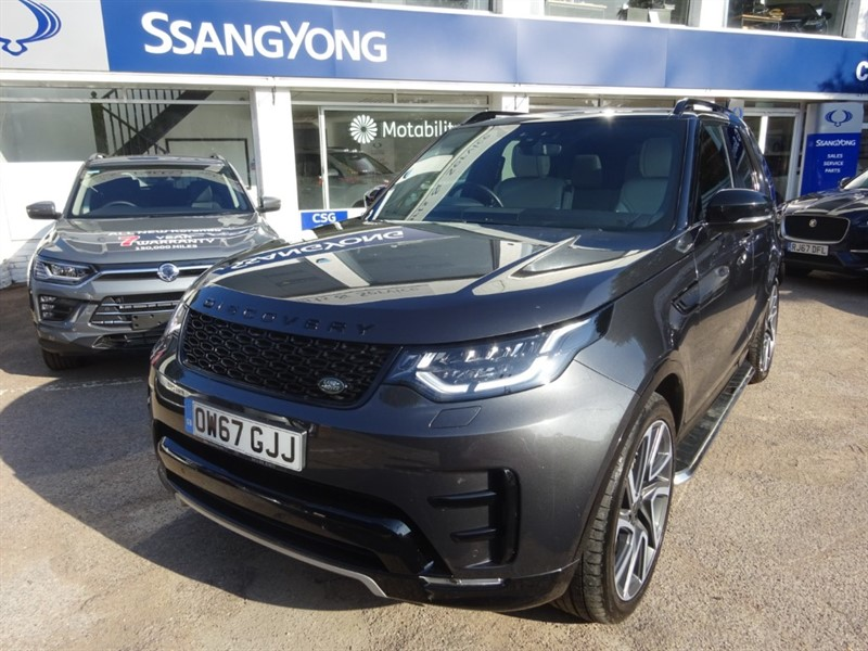 used Land Rover Discovery TD6 HSE - PANORAMIC ROOF - 22