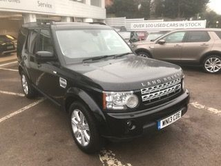 used Land Rover Discovery 4 SDV6 HSE - 7 SEATS - H/LEATHER - FSH - SUNROOF in amersham