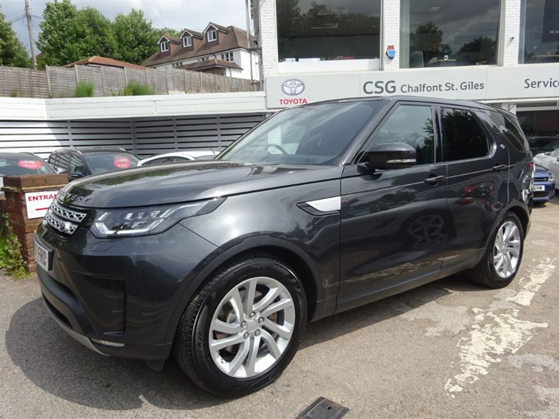 used Land Rover Discovery TD6 HSE - SUNROOF - 7 SEATS - SERVICE PACK in amersham