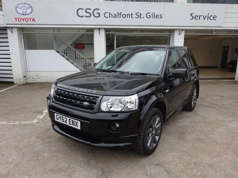 used Land Rover Freelander SD4 SPORT LE - H/LEATHER - SAT NAV - FSH in amersham