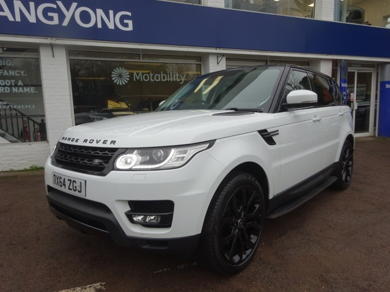used Land Rover Range Rover Sport TDV6 SE - £7440 OF OPTIONS -22 ALLOYS - H/LEATHER in amersham