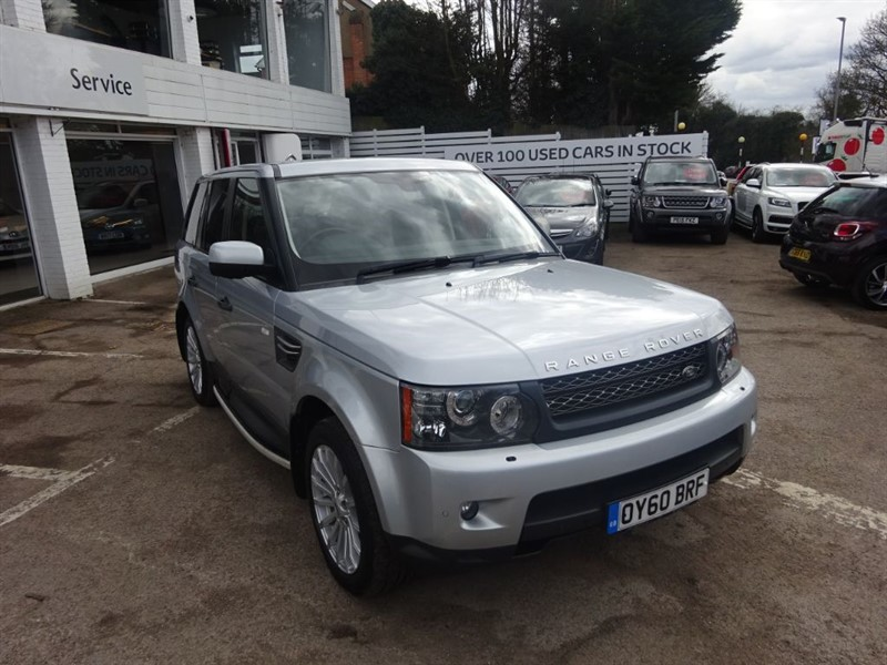 used Land Rover Range Rover Sport TDV6 HSE - SUNROOF - REAR ENTERTAINMENT - FFSH -STA NAV in amersham