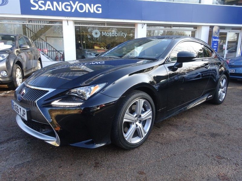 Lexus RC 300h for sale