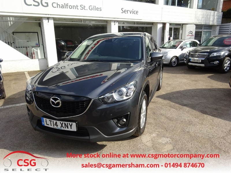 used Mazda CX-5 D SE-L NAV - ONE OWNER - FMSH - SAT NAV - BLUETOOTH - CRUISE in amersham