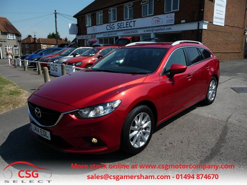 used Mazda Mazda6 6 D SE-L NAV - FMSH - BLUETOOTH - CRUISE in amersham