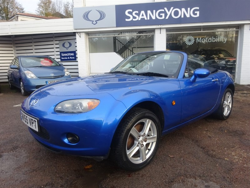used Mazda MX-5 I - LOW MILEAGE- RECENT SERVICE in amersham