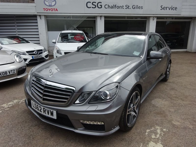 used Mercedes E63 AMG V8 BITURBO - AMG LUXURY PACKAGE -AMG DRIVERS PACKAGE - PAN ROOF in amersham