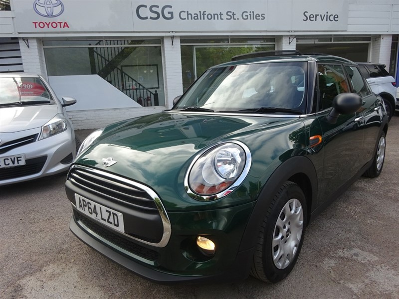 used MINI One ONE - SUNROOF - AIR CON - BLUETOOTH in amersham