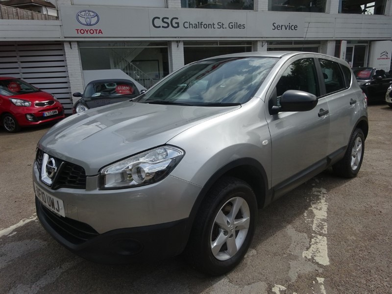 used Nissan Qashqai VISIA - AIR CON - ALLOYS - E/W -E/M in amersham